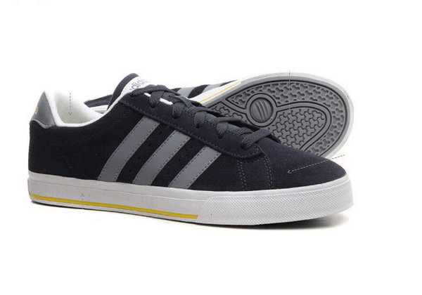 Adidas Neo Suede Mens & Womens (unisex) Navy Grey Outlet